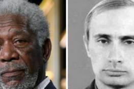 """بالفيديو.. مورغان فريمان: فلاديمير بوتن """"جاسوس"""" يدمر العالم وعلى ترامب أن يتصرف"""