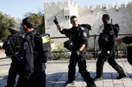 حملة اعتقالات في القدس القديمة