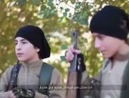 """صور:عملية انتحارية """"لداعش"""" نفذها طفلان إيزيديان"""