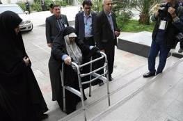 مرشحة للرئاسة في إيران تثير الجدل بتصريحاتها!