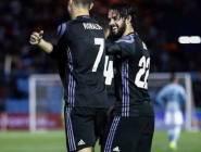 بأقدام رونالدو ريال مدريد يحسم الدوري الإسباني لصالحه