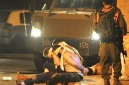 جيش الاحتلال يعتقل 18 مواطناً من الضفة بينهم مدير نادي الأسير في القدس