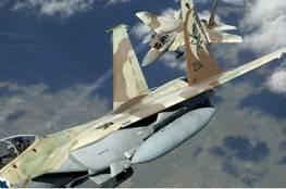 سوريا : 3 قتلى بقصف إسرائيلي على مطار تيفور في حمص