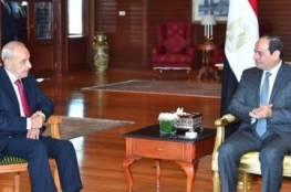 """السيسي: """"أخشى أن يكون الحريري قيد الإقامة الجبرية"""".. صحيفة لبنانية تكشف تصريحات للسيسي خلال لقائه رئيس البرلمان اللبناني"""