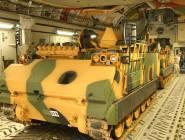 صور: وصول قيادات عسكرية تركية مع مدافع وطائرات إلى قطر