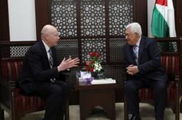 عمّان : مبعوث ترامب يؤكد اهتمام الرئيس بالتوصل لاتفاق سلام فلسطيني إسرائيلي