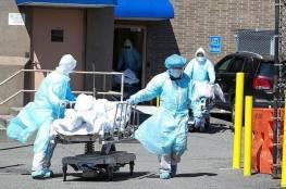 أمريكا: أكثر من 3 آلاف وفاة خلال 24 ساعة بكورونا