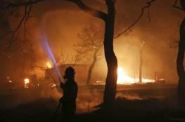 55 قتيلا وعشرات الجرحى جراء حرائق بمحيط أثينا