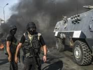 مقتل خمسة من الشرطة المصرية في هجوم مسلح في الجيزة
