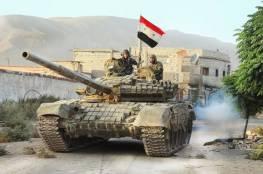 النظام السوري يعزز صفوفه بقوات إضافية بالريف الشمالي لحماة