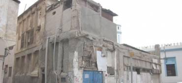 فيديو: سقوط مبنى على رافعة!