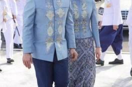ملك تايلند يقلب الموازين ويصنع التاريخ