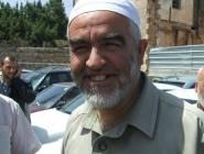 شاهد: لحظة اعتقال قوات الإحتلال الشيخ رائد صلاح من منزله