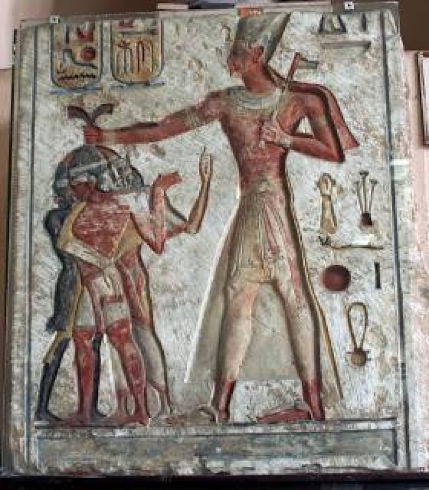 الملك رمسيس الثانى بحث كامل 1
