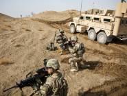 واشنطن : نيران صديقة ربما تسببت بمقتل جنديين في أفغانستان