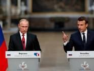 ماكرون: سنرد فورا على أي استخدام للسلاح الكيماوي في سوريا
