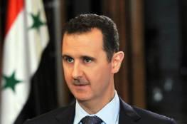 روسيا وبقاء بشار الأسد على رأس الحكم في سوريا.