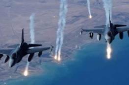 غارات للتحالف تقتل العشرات من داعش الارهابي في العراق
