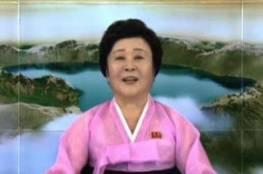 """عمرها """"73"""" عاماً ولا تذيع إلا الأخبار الكارثية لكوريا الشمالية.. تعرف عليها"""