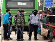 ماذا أخرج مسلحو الوعر معهم من حمص ؟