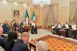 الكويت وأمريكا وبريطانيا تدعو لإحتواء الأزمة مع قطر
