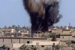 الموصل:30 قتيلاً في ضربة استهدفت قيادي داعشي