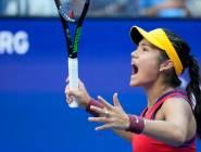 الشابة رادوكانو تحرز بطولة أميركا المفتوحة للسيدات