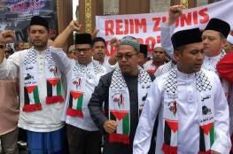 صور: مسيرات حاشدة نصرة للمسجد الأقصى ورفضاً لأجراءات الإحتلال في ماليزيا