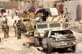 العراق : مقتل 25 داعشياً وإصابة 4 من الحشد الشعبي في تلعفر