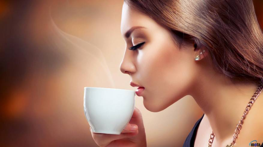 شرب-القهوة