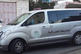 """فلسطين : ضبط """" 4000"""" لتر زيوت محروقة (هيدروليكية ) في نابلس """"صور"""""""