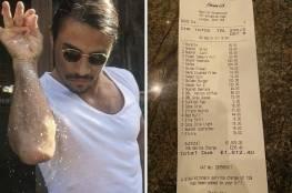 بريطانيا.. فاتورة العشاء في مطعم الشيف التركي الشهير تصل إلى 2000 إسترليني