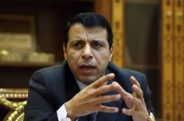 """فتح معبر رفح وإنشاء محطة كهرباء... دحلان يكشف تفاصيل التفاهمات مع حركة """"حماس"""" بالقاهرة"""