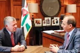 العاهل الأردني يشيد بوقف إطلاق النار جنوب غرب سوريا