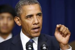 """باراك أوباما: غير نادم عن تصريحه """"الخط الأحمر"""""""