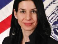لأول مرة: تعيين أميركية من أصل فلسطيني ضمن قيادة الشرطة بإحدى مقاطعات نيويورك