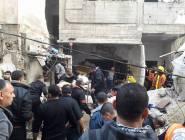 فلسطين : تفاصيل سبب الانفجار الكبير الذي حدث في قطاع غزة وخلف 7 قتلى و20 جريحاً