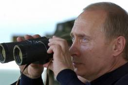 بوتين يطلق بنفسه 4 صواريخ باليستية روسية