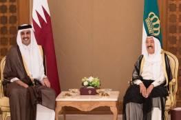 """زيارة """"رسمية"""" أم """"أخوية"""".. أمير قطر في الكويت"""