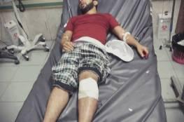 ثلاث اصابات واعتقالات بمواجهات مع الاحتلال في مخيم جنين