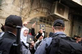 أكثر من 110 انتهاكات واعتداءات على المقدسات خلال نيسان