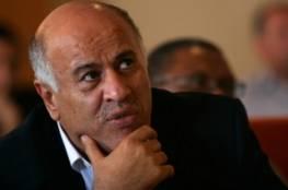 مصر تمنع الرجوب من دخول أراضيها.