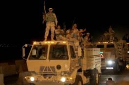 معركة الموصل : تدمير أهداف حيوية لداعش بالكامل بضربات جوية