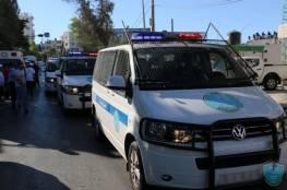 الشرطة تفض 3 حفلات زفاف في نابلس