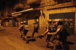 حملة اعتقالات ومداهمات واسعة في الضفة الغربية والقدس