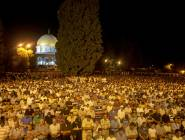 شروط وضعها الإحتلال لأحياء ليلة القدر بالمسجد الأقصي