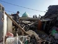 451 هزة ارتدادية بعد الزلزال بأندونيسيا