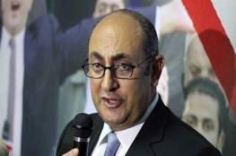 خالد علي يستقيل من حزبه على خلفية اتهامات بالتحرش الجنسي في مصر