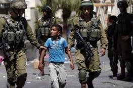 فلسطين : شهادات جديدة لأسرى أطفال تعرضوا للضرب والتنكيل