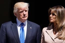 صحيفة امريكية : زوجة ترامب ميلانيا ترغب بإنهاء زواجها منه قريباً
